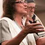 Rabbi Debra Kolodny | As the Spirit Moves Us. 2012 Simchat Torah - Rabbi Debra Teaching