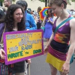 Rabbi Debra Kolodny | As the Spirit Moves Us. Portland Pride '13
