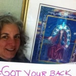 Rabbi Debra Kolodny | As the Spirit Moves Us. Got your back with D'vorah