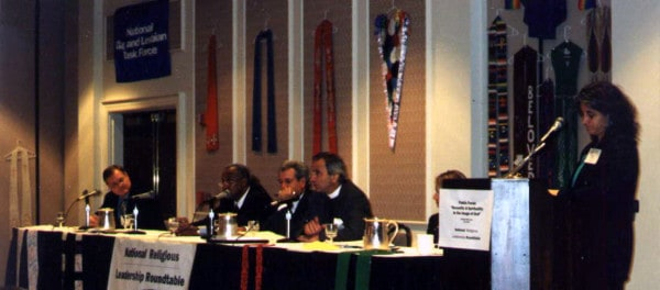 Rabbi Debra Kolodny   As the Spirit Moves Us. National Religious Leadership Roundtable