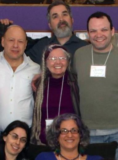 Rabbi Debra Kolodny   As the Spirit Moves Us. Nehirim East Retreat