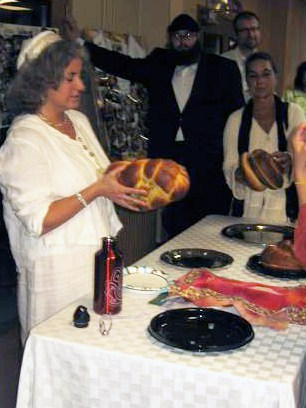 Rabbi Debra Kolodny | As the Spirit Moves Us. Yom Kippor break fast