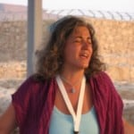 Rabbi Debra Kolodny | As the Spirit Moves Us. At Massada Sunrise Service