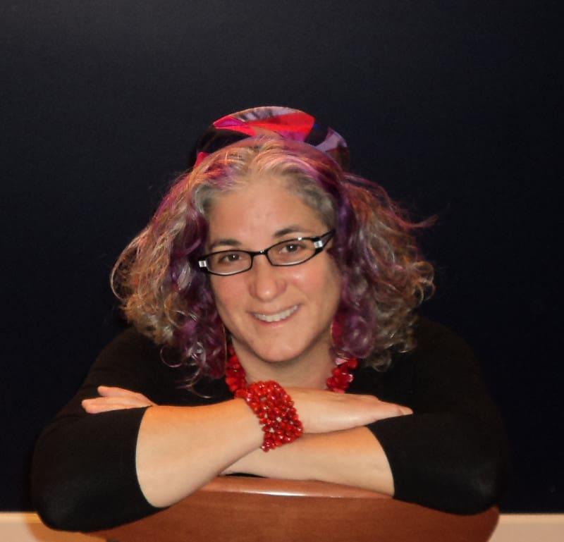 Rabbi Debra Kolodny   AS THE SPIRIT MOVES US.