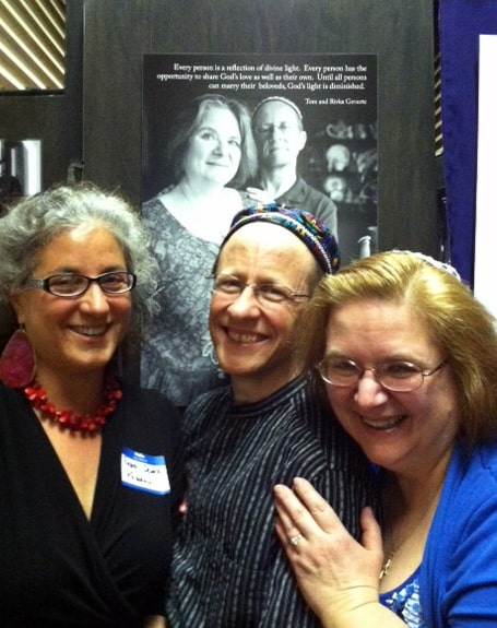 Rabbi Debra Kolodny | As the Spirit Moves Us. Oregon Freedom to Marry Campaign